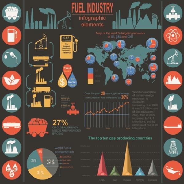 Business Infographic Creative Design