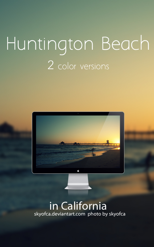 Huntington Beach Wallpaper