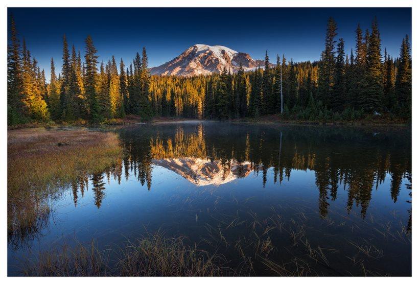 Reflection Lake Wallpaper