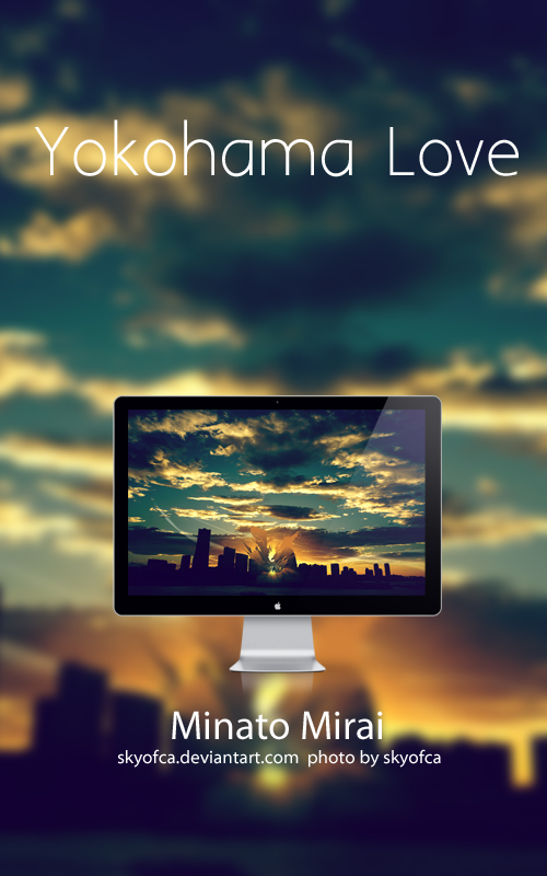 Yokohama Love Wallpaper