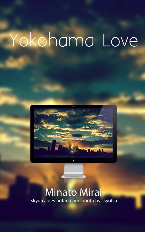 Yokohama Love Wallpaper
