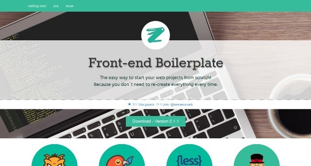 Front-end Boilerplate