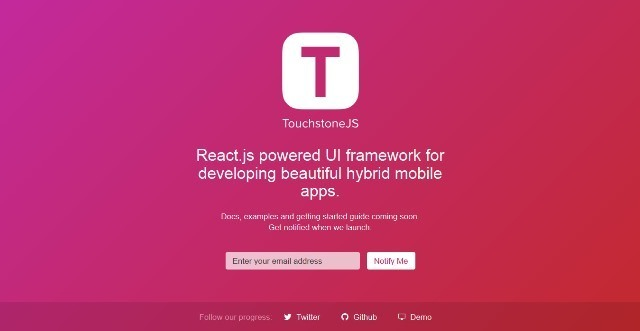 TouchStone.js