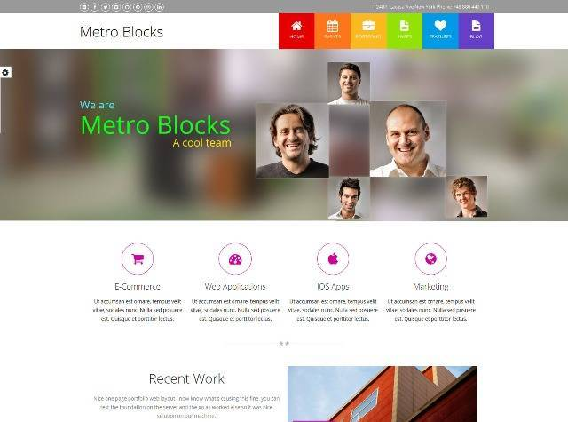 Metro-Blocks