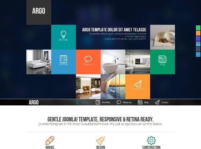 30 best responsive joomla portfolio 30 best responsive joomla templates 2014 webprecis