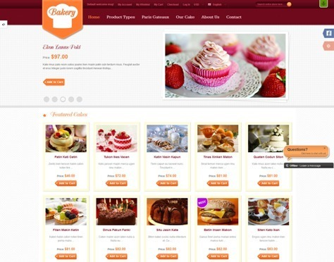 SM Bakery