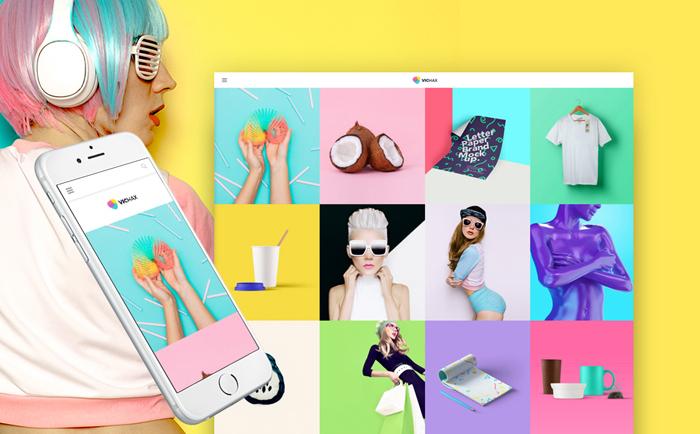 VicHax - Designer Portfolio WordPress Theme