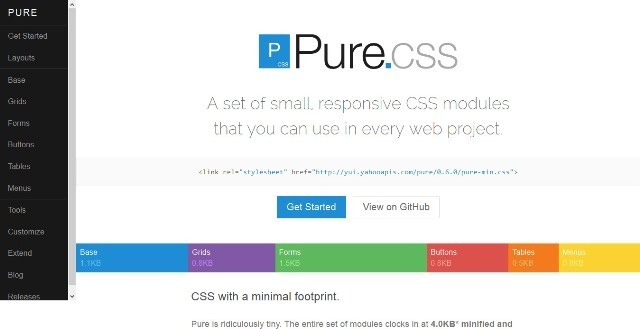 Pure.CSS