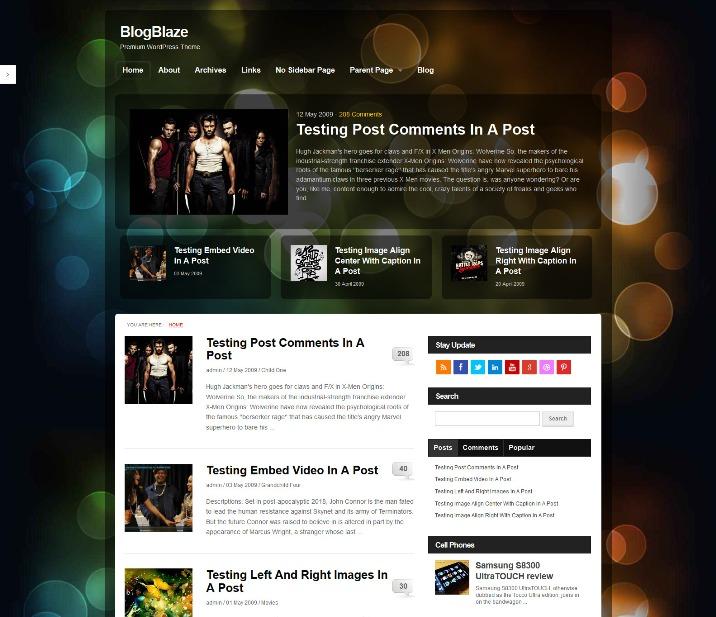 Blogblaze
