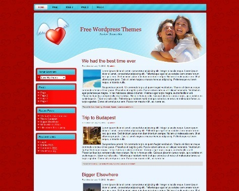 Love WP Theme