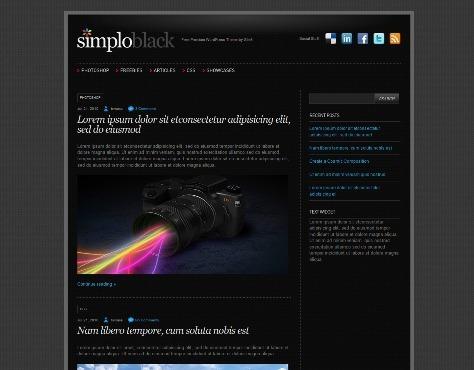 SimploBlack